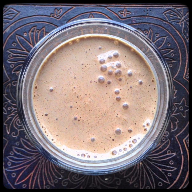 Iced Cappuccino Protein Shake 1