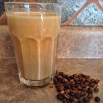 Iced Cappuccino Protein Shake