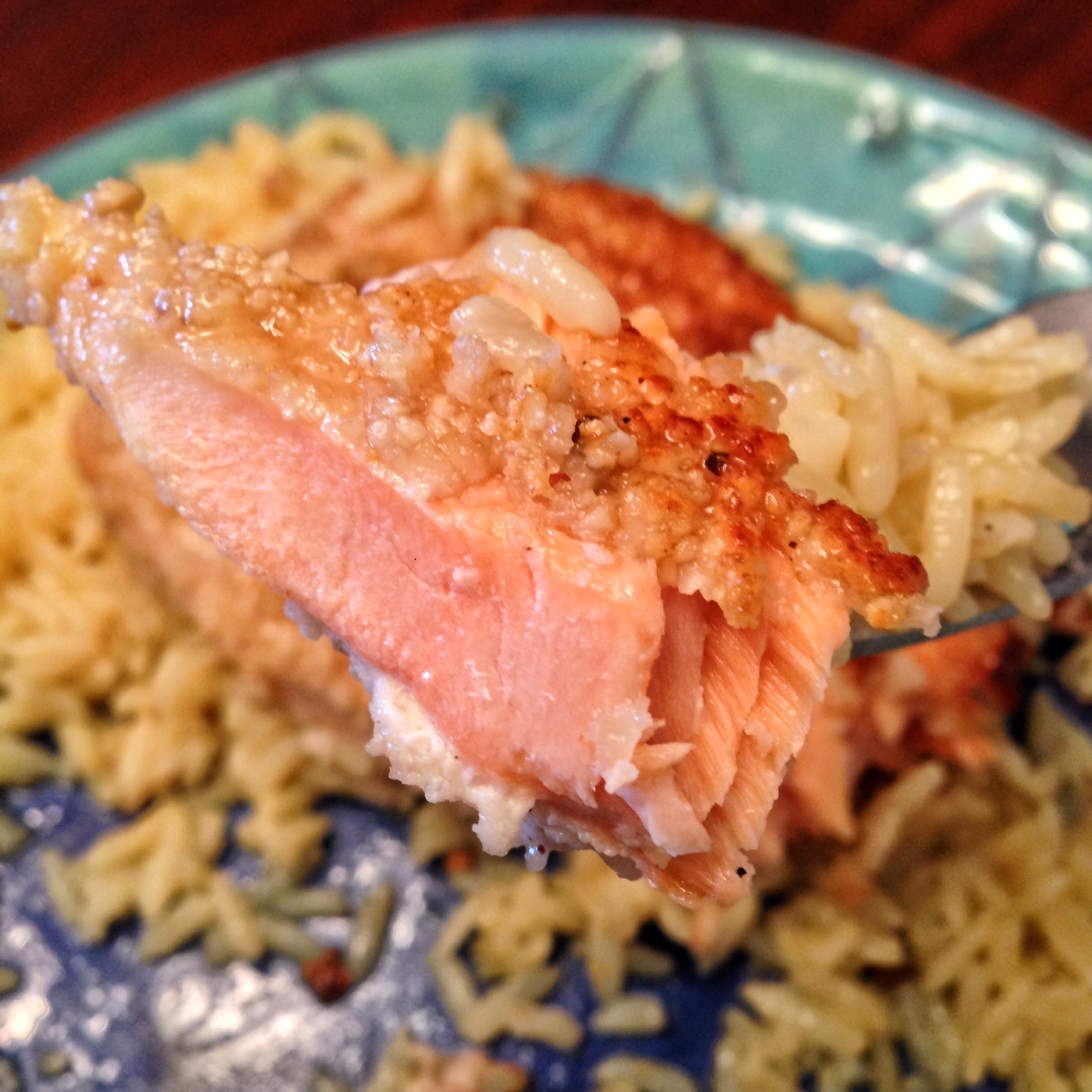 Maple Cashew Salmon 2